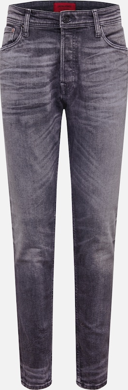 JACK & JONES Jeans '725 STS' in grey denim, Produktansicht