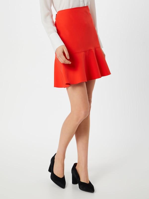 CINQUE Rock 'CICAESAR' 'CICAESAR' 'CICAESAR' in rot  Mode neue Kleidung be719a