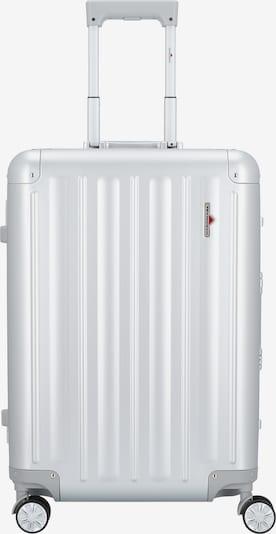 Hardware Trolley in de kleur Zilver, Productweergave