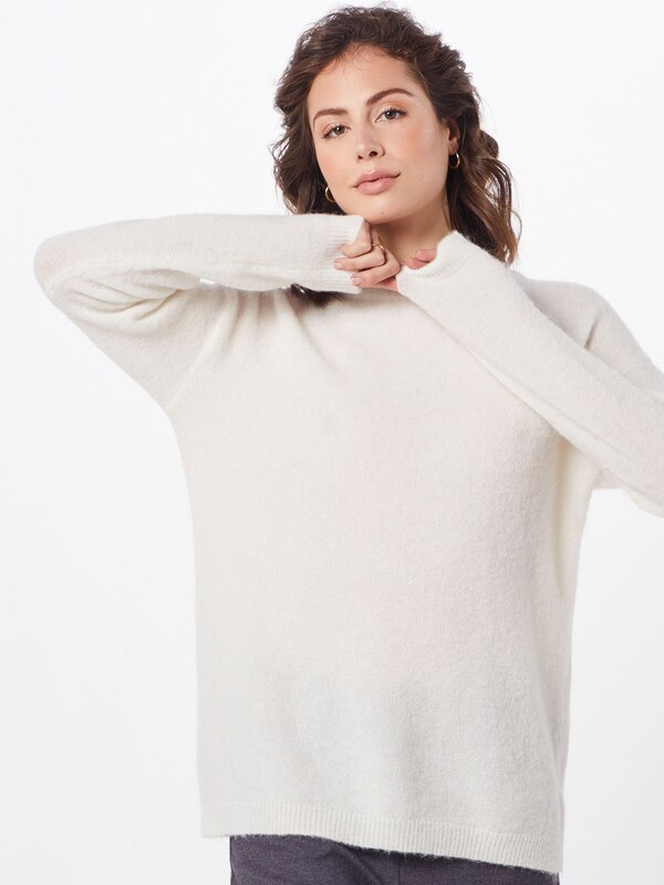 InWear Pullover 'Papinal' in weiß: Frontalansicht