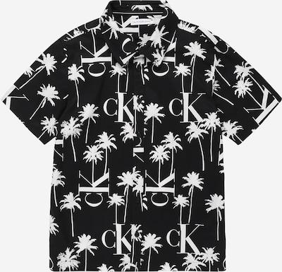 Calvin Klein Jeans Shirt in schwarz, Produktansicht