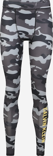 Calvin Klein Performance Športne hlače | siva / črna barva, Prikaz izdelka
