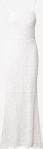 Lauren Ralph Lauren Iltapuku 'Brenna' värissä valkoinen