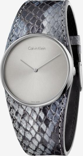 Calvin Klein Analoog horloge in de kleur Grijs / Zilver, Productweergave
