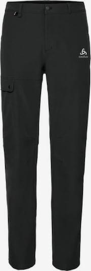 ODLO Sporthose 'Alta Badia' in schwarz, Produktansicht