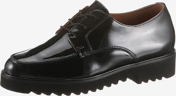 Chaussure à lacets Paul Green en noir