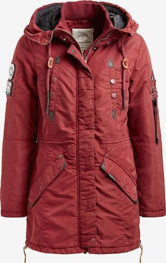 khujo Parka 'DISCO' in rot, Produktansicht