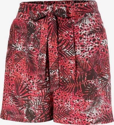Aniston CASUAL Shorts in rot, Produktansicht
