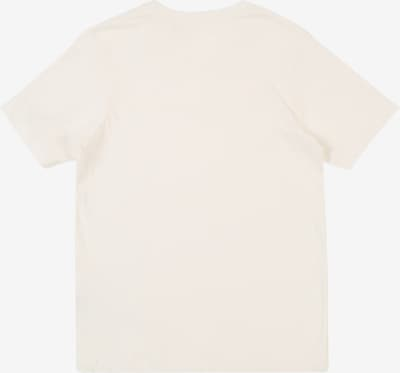 Jack & Jones Junior T-Shirt 'JJEJEANS TEE SS CREW NECK NOOS JR' en blanc: Vue de dos