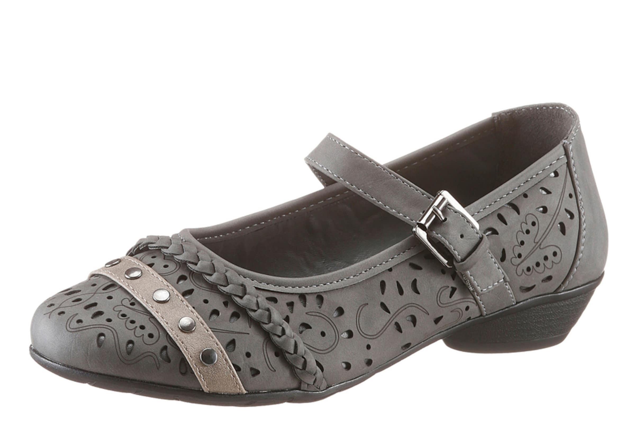 CITY WALK Spangenpumps Verschleißfeste billige Schuhe