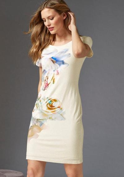 Guido Maria Kretschmer Jerseykleid in beige, Modelansicht