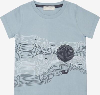Sense Organics T-Shirt IBON , Organic Cotton in blau, Produktansicht
