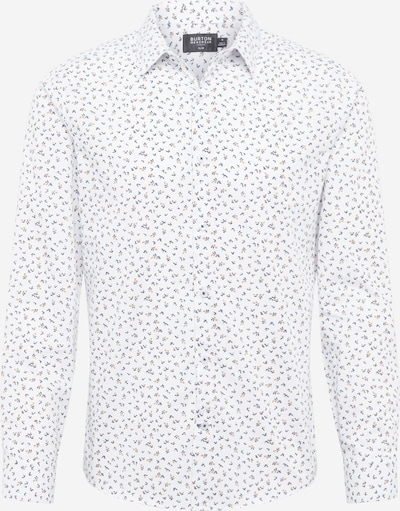 BURTON MENSWEAR LONDON Hemd in mischfarben / weiß, Produktansicht