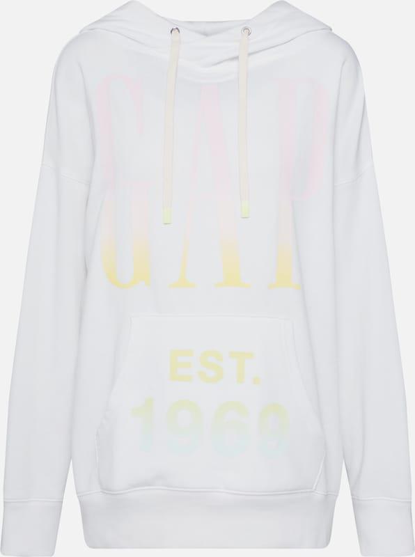Gap Sweat 'tunic' En Crème shirt zpLMUGjqSV
