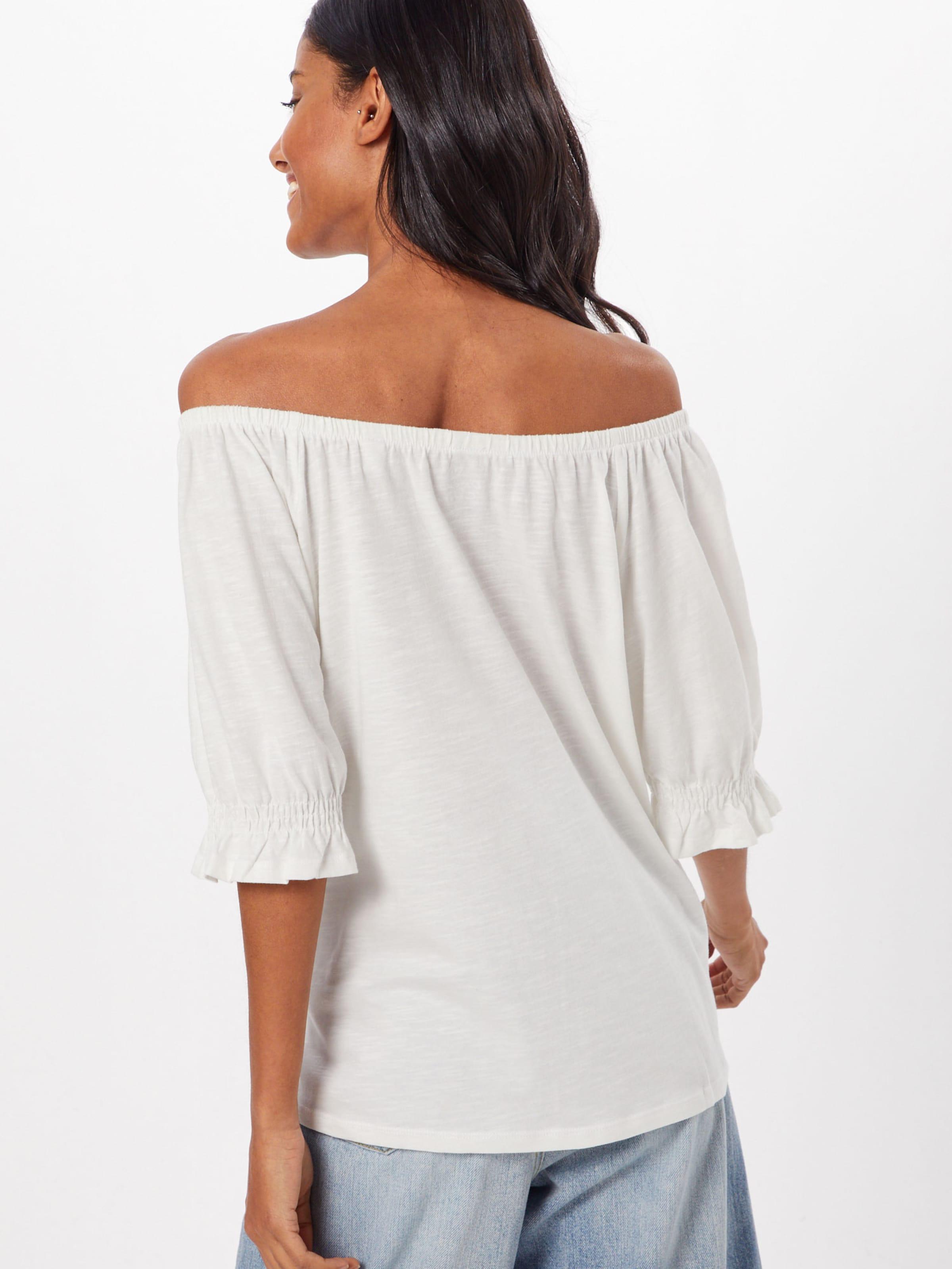 T Esprit T' En 'ocs Carmen Cassé shirt Blanc wiOPulkXZT