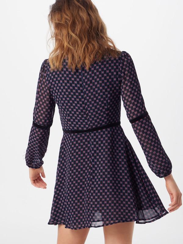 En Glamorous Robe Bleu MarineRouge Noir dxWEQrCBoe