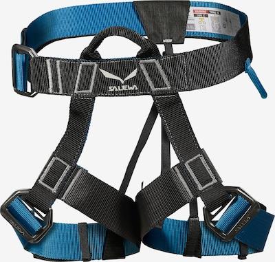 SALEWA Evo Klettergurt in blau / schwarz, Produktansicht