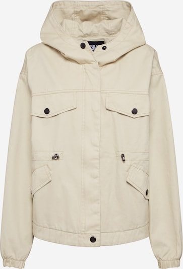 Urban Classics Parka  'Ladies Oversized' in creme, Produktansicht