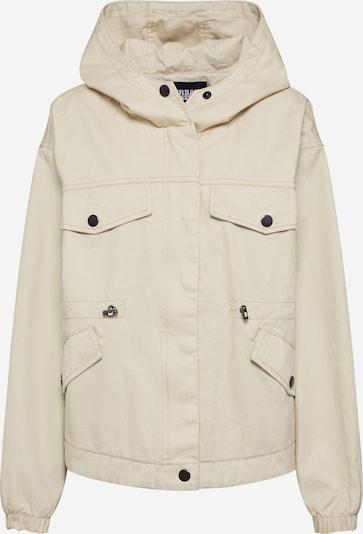 Urban Classics Prechodná bunda 'Ladies Oversized' - krémová, Produkt