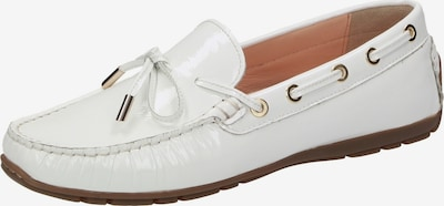 SIOUX Mocassins in de kleur Wit, Productweergave