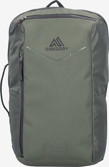 GREGORY Rucksack 'Aspect Border 25' in grau / khaki, Produktansicht
