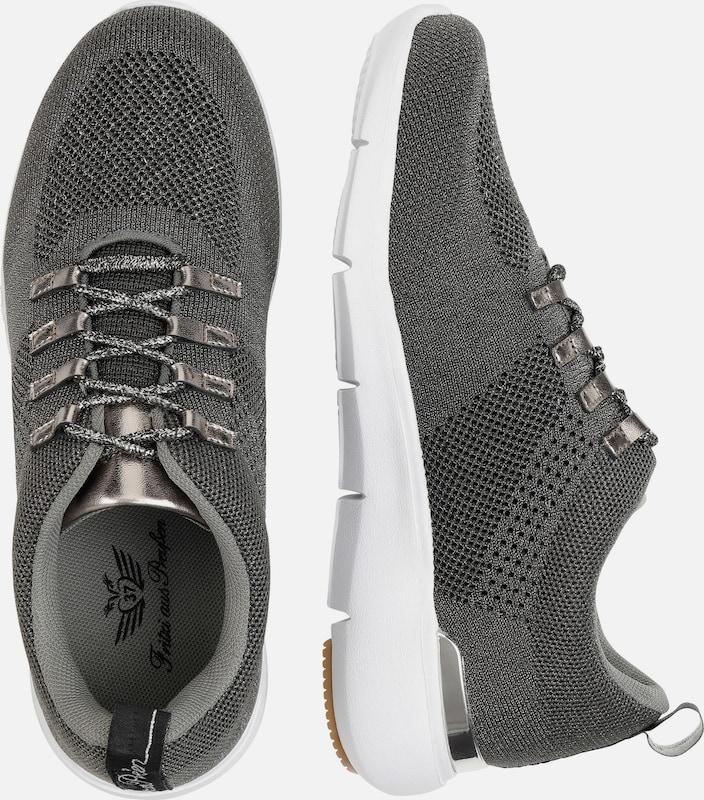 Fritzi aus aus aus Preußen Sneaker Low Runner Lurex bdbf25