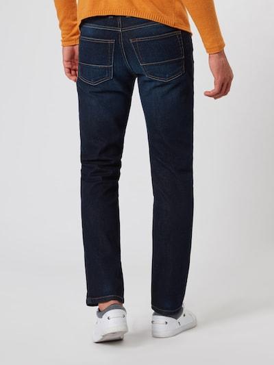 bugatti Jeansy w kolorze ciemny niebieskim: Widok od tyłu