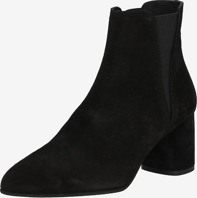 Chelsea batai 'CHERISE' iš Bianco , spalva - juoda: Vaizdas iš priekio