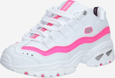SKECHERS Sneaker 'ENERGY	OVER JOY' in neonpink / weiß, Produktansicht