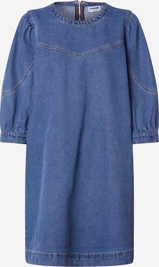 Noisy may Kleid 'NMSIMONE' in blue denim, Produktansicht