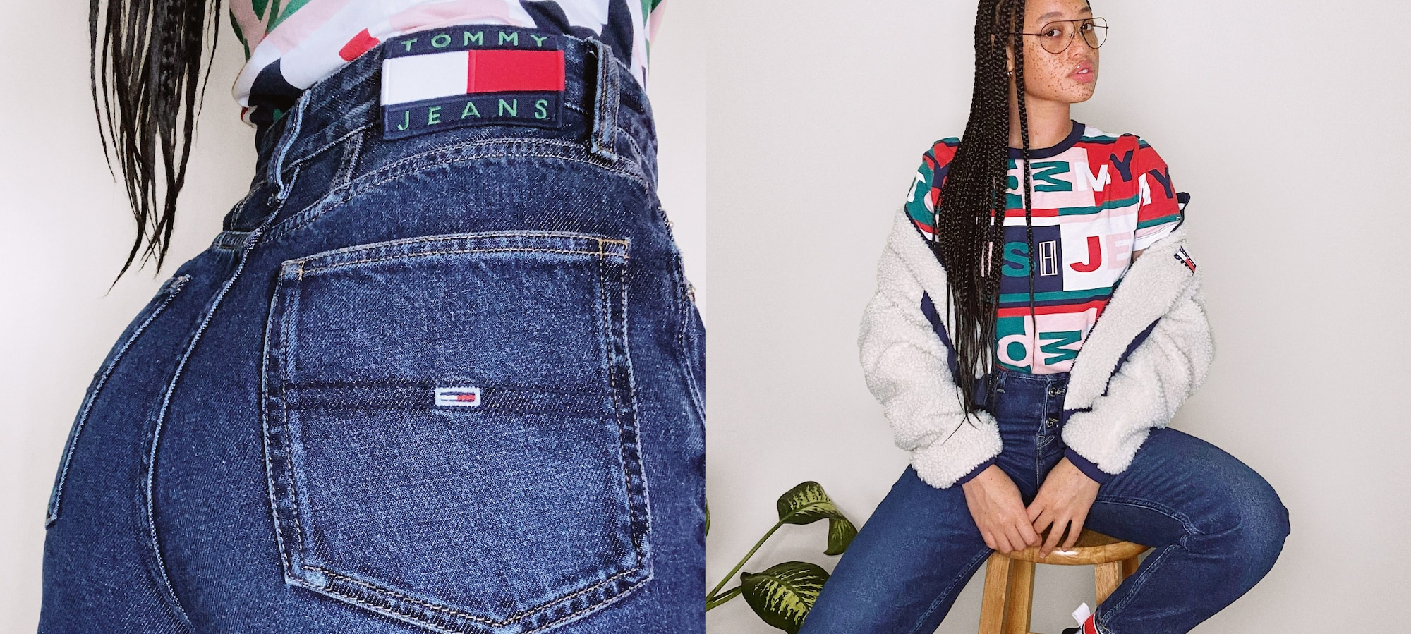 Recycled Denim Tommy Jeans