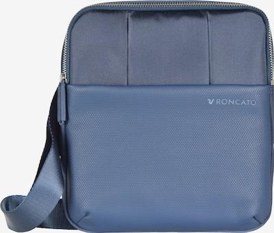 Roncato Sac à bandoulière en bleu, Vue avec produit