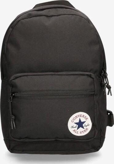CONVERSE Laptoprucksack 'Go 2' in schwarz / weiß, Produktansicht