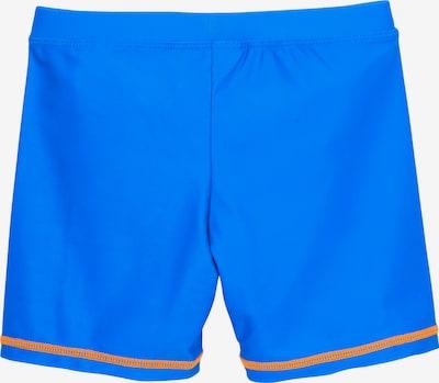 PLAYSHOES Badeset Schwimmshirt + Badehose mit UV-Schutz 50+ in blau, Produktansicht