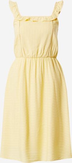 VERO MODA Robe en jaune, Vue avec produit