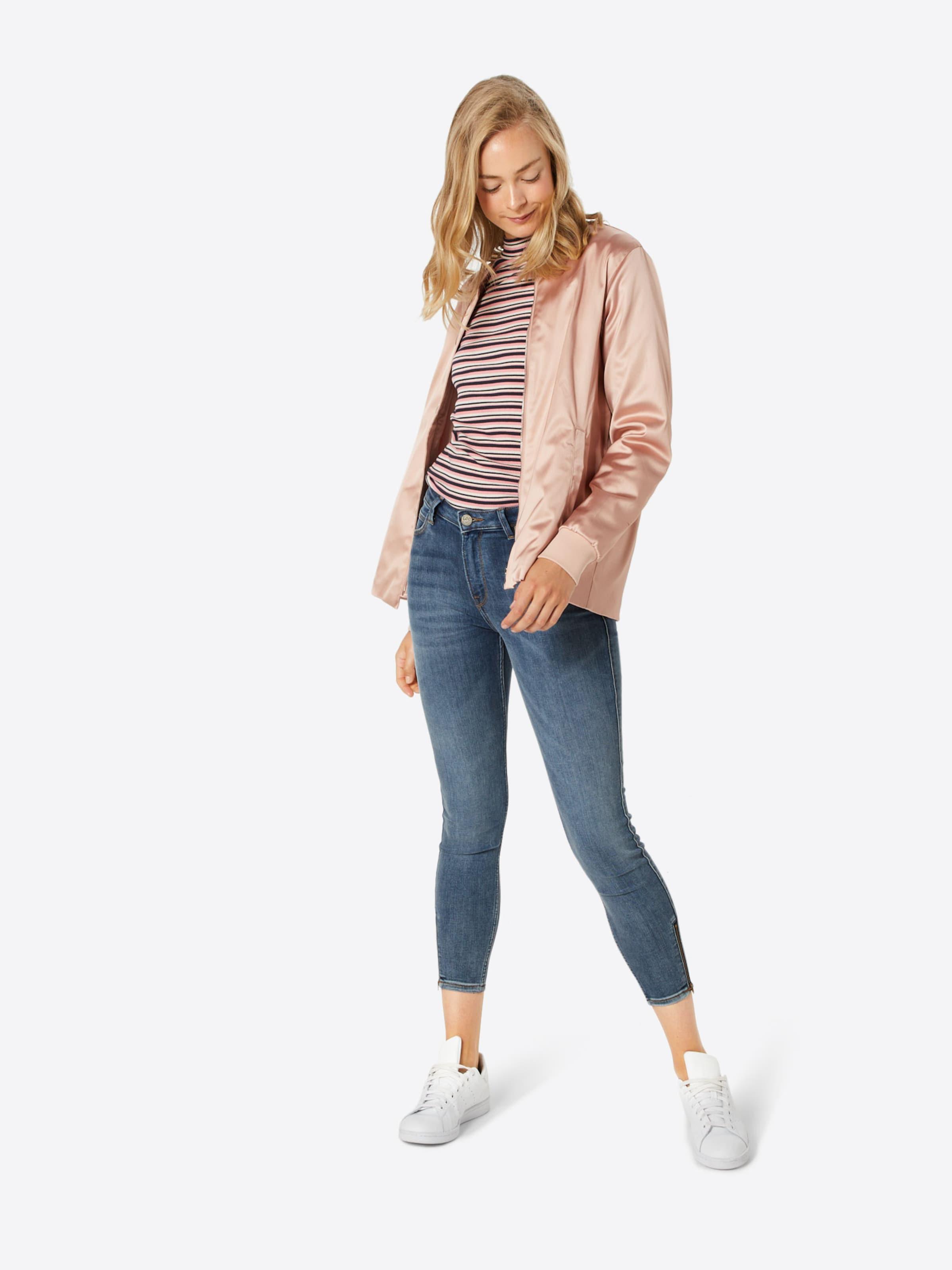 In Zip' Lee Blauw 'scarlett Jeans High 4L5RAj