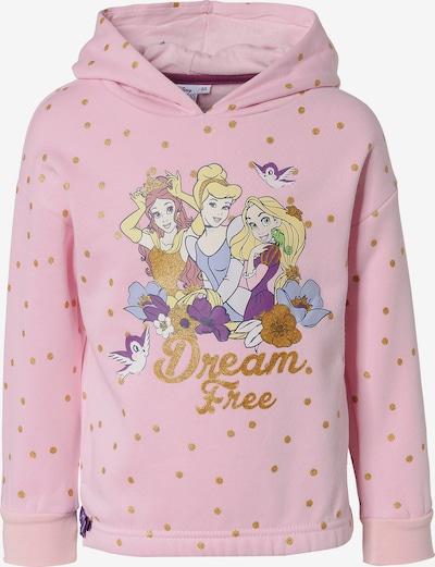 DISNEY Sweatshirt in mischfarben / rosa, Produktansicht