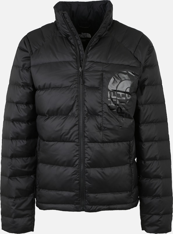 THE NORTH FACE Veste outdoor 'Peakfrontier II' en noir: Vue de face