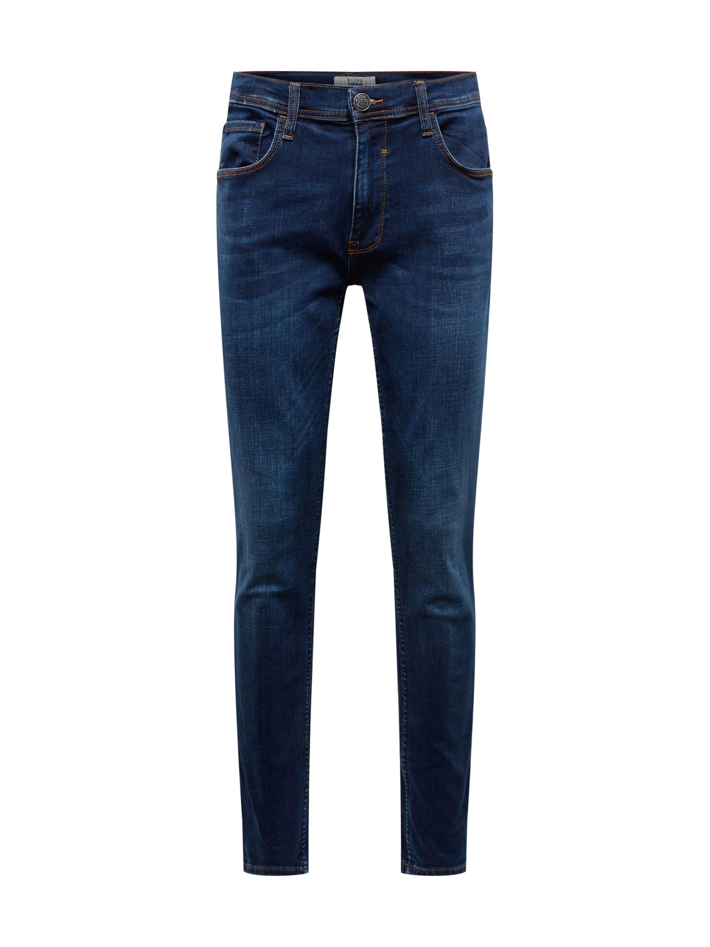 Multiflex' Denim Jeans Taperd Blue 'jet In Blend Slim PX8Nn0wOk
