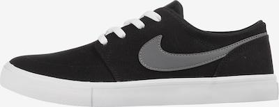 Nike SB Sneaker 'Portmore Ii Slr C' in dunkelgrau / schwarz, Produktansicht