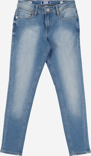 Jack & Jones Junior Jeans 'Liam Agi 002' in de kleur Blauw denim, Productweergave