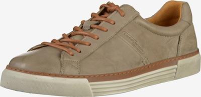 CAMEL ACTIVE Sneakers laag 'Racket' in de kleur Karamel / Stone grey, Productweergave
