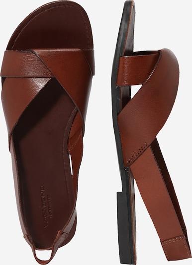 VAGABOND SHOEMAKERS Sandale in rostbraun: Seitenansicht