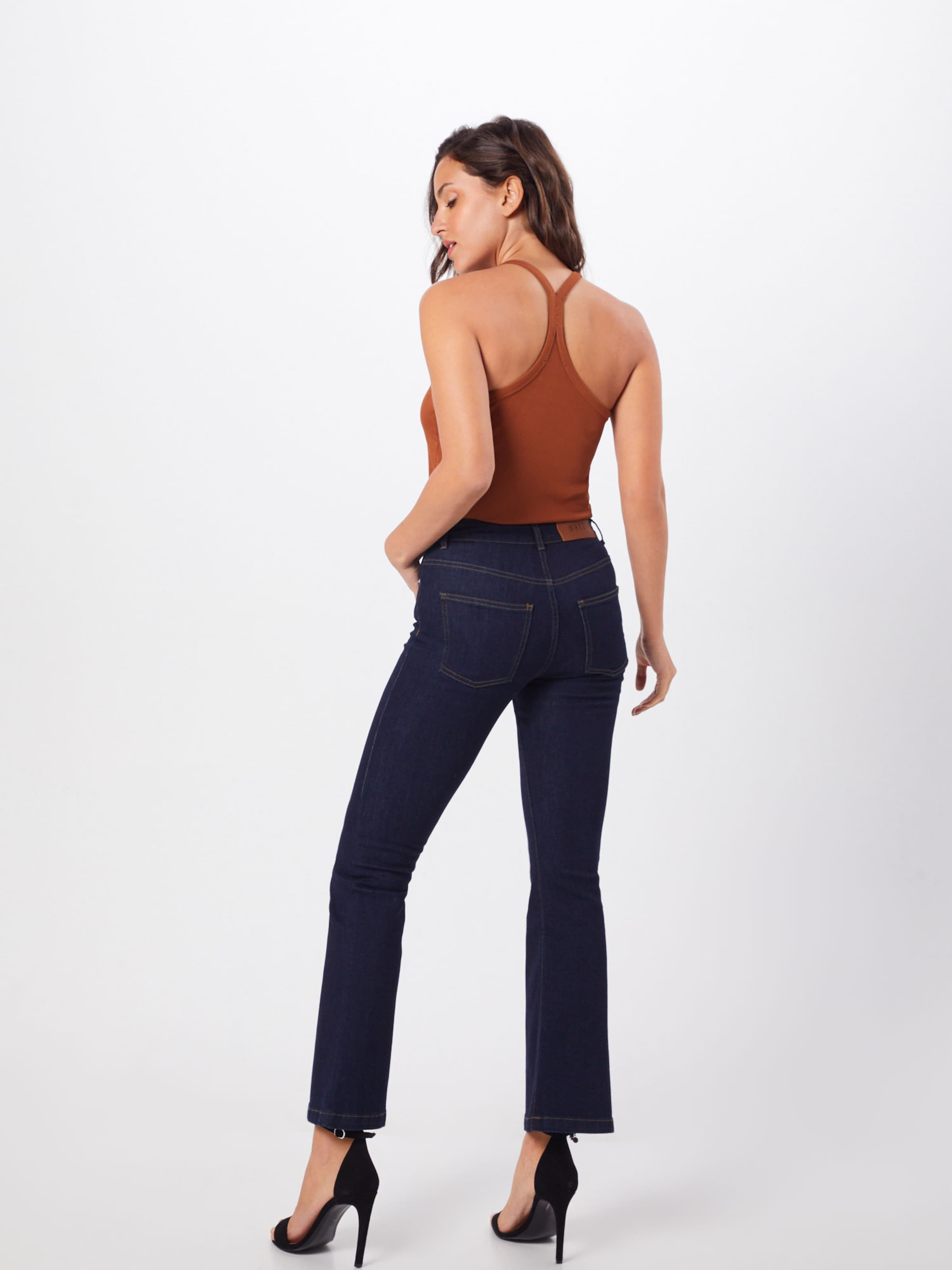 Why7 'nw Flare' Denim Jeans Blue In N8Pkwn0ZOX