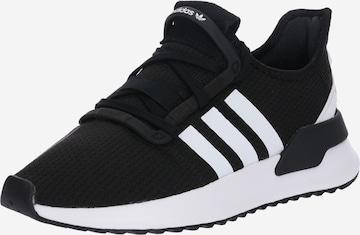 Sneaker bassa 'U_Path Run' di ADIDAS ORIGINALS in nero
