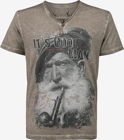 STOCKERPOINT Shirt 'Coolman' in greige, Produktansicht
