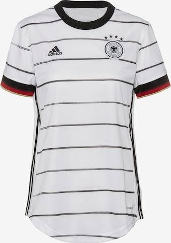 ADIDAS PERFORMANCE Jersey 'EM 2020 Deutschland DFB' in White
