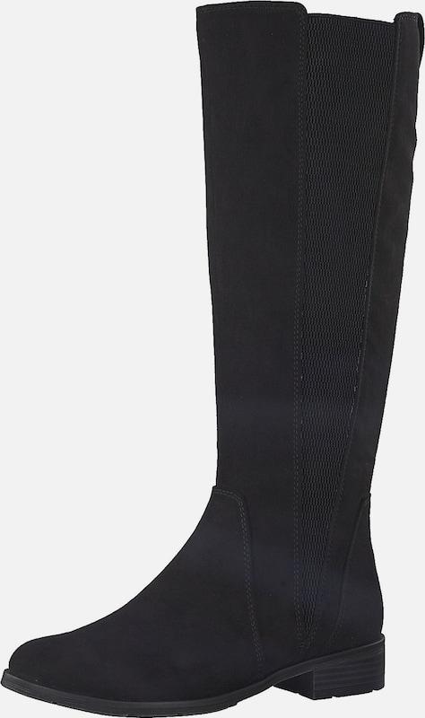 MARCO TOZZI Stiefel Textil, sonstiges Material Wilde Freizeitschuhe