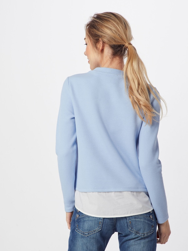 In Shirt oliver LichtblauwWit Red S Label 4jc35LAqR