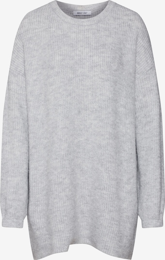 ABOUT YOU Pullover 'Mina' in grau, Produktansicht